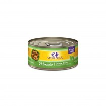 Wellness Complete Health Morsels - Turkey Dinner Canned Cat Food