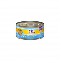 Wellness Complete Health Pate - Chicken & Herring Dinner Canned Cat Food