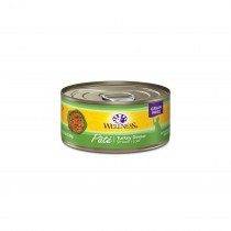 Wellness Complete Health Pate - Turkey Dinner Canned Cat Food