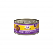 Wellness Complete Health Pate - Turkey & Salmon Entree Canned Cat Food