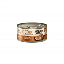 Wellness CORE Hearty Cuts - Chicken & Turkey Canned Cat Food
