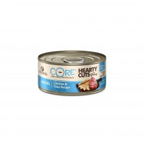 Wellness CORE Hearty Cuts - Chicken & Tuna Canned Cat Food