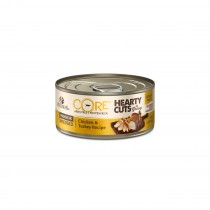 Wellness CORE Hearty Cuts - Indoor Chicken & Turkey Canned Cat Food