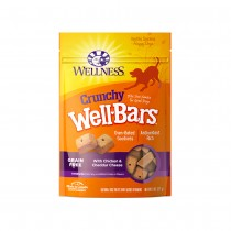 Wellness Oven-Baked Crunchy Wellbars - Chicken & Cheddar Cheese (Grain Free)