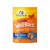Wellness Oven-Baked Crunchy Wellbars - Peanuts & Honey (Grain Free)