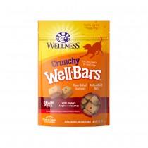 Wellness Oven-Baked Crunchy Wellbars - Yogurt, Apples & Bananas (Grain Free)