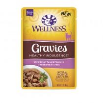 Wellness Healthy Indulgence Gravies Tuna & Mackerel (Grain Free) For Cats
