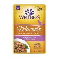 Wellness Healthy Indulgence Morsels Salmon & Tuna (Grain Free) For Cats