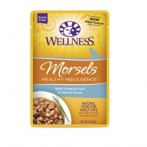 Wellness Healthy Indulgence Morsels Turkey & Duck (Grain Free) For Cats