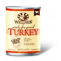 Wellness 95% Turkey Canned Dog Food