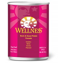 Wellness Complete Health Adult - Duck & Sweet Potato Canned Dog Food
