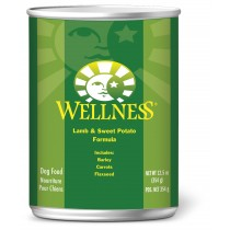 Wellness Complete Health Adult - Lamb & Sweet Potato Canned Dog Food