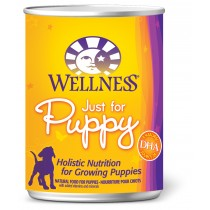 Wellness Complete Health Just for Puppy Canned Food