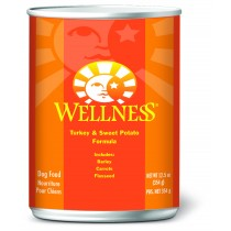 Wellness Complete Health Adult - Turkey and Sweet Potato Canned Dog Food