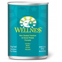 Wellness Complete Health Adult - Venison and Sweet Potato Canned Dog Food