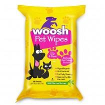 Woosh Pet Wipes Value Pack 60ct