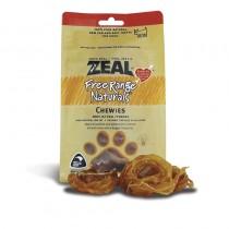 Zeal Free Range Chewies Dog Treats