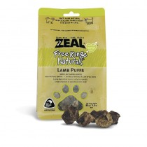 Zeal Free Range Lamb Puff Pet Treats