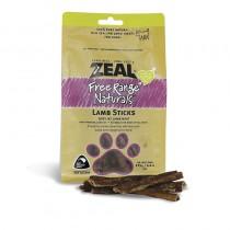 Zeal Free Range Lamb Sticks Dog Treats