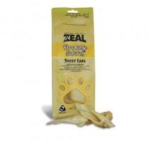 Zeal Free Range Sheep Ears Dog Treats