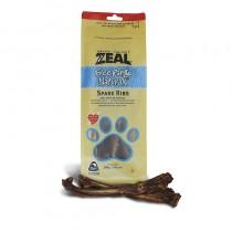 Zeal Free Range Spare Ribs Dog Treats