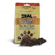 Zeal Free Range Veal Meaty Bites Dog Treats