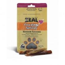 Zeal Free Range Venison Tendons Dog Treats