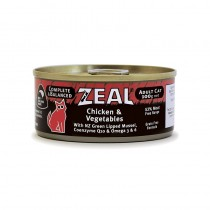 Zeal Chicken & Vegetables Canned Cat Food