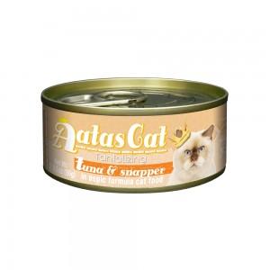 Aatas Cat Tantalizing Tuna & Snapper in Aspic Canned Cat Food